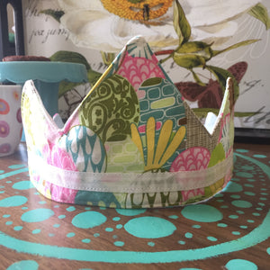 REVERSIBLE DRESS UP CROWN