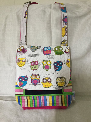 LADIES MESSENGER BAG