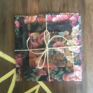 3 PACK -  BEESWAX FOOD WRAPS