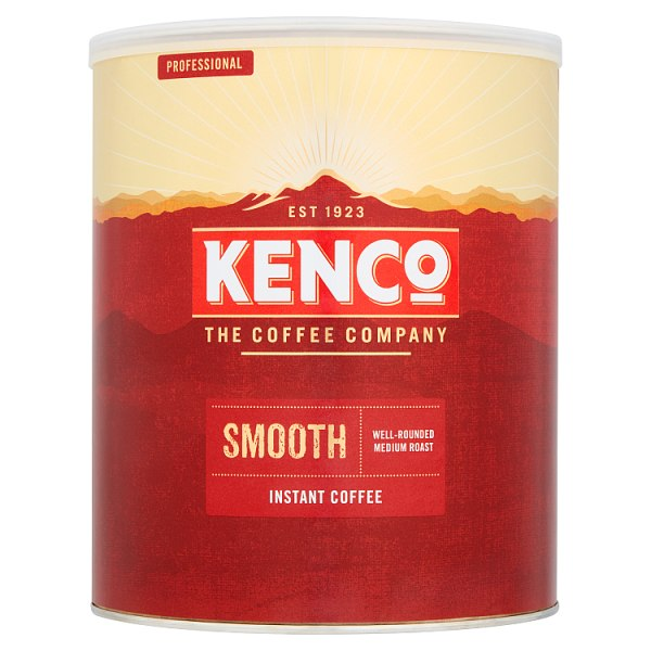 Kenco Smooth Freeze Dried Instant Coffee - Orbit - Canteen & Office - Lapwing UK