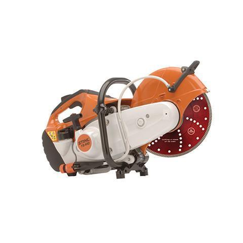 Stihl TS410-300mm Petrol Cut Off Saw - POA - Incision - Powered Plant & Attachments - Lapwing UK