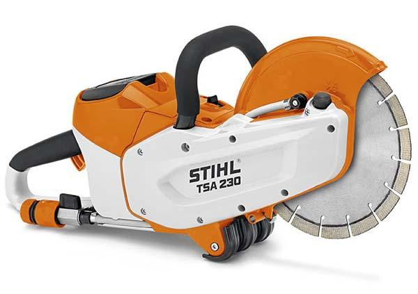 Stihl TSA230 set including AP300 & AL500 - POA - Incision - Powered Plant & Attachments - Lapwing UK