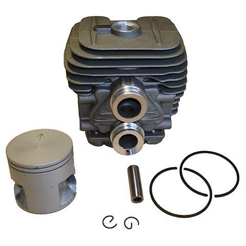 TS410 Cylinder and Piston (Nikasil) - Orbit - Service Parts - Lapwing UK