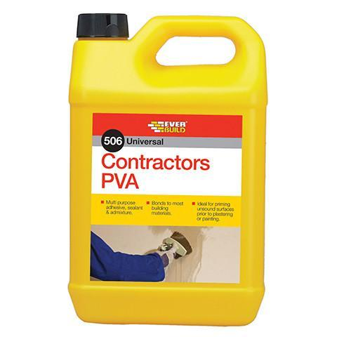 Contractors PVA Glue - Orbit - Sealants & Adhesives - Lapwing UK