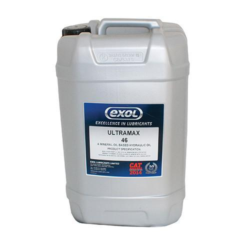 Hydraulic Oil - Ultra Max 46 - Orbit - Oil & Greases - Lapwing UK