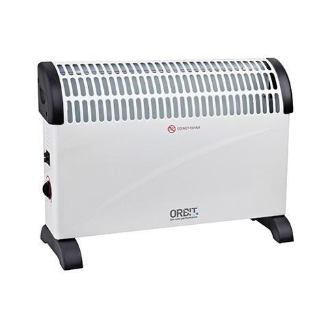 2KW Convector Heater - Orbit - Canteen & Office - Lapwing UK