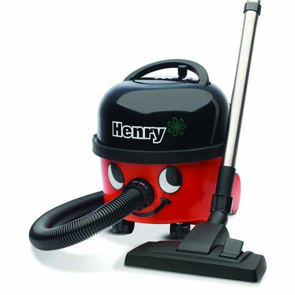 Henry Vacuum Cleaner 230v - Orbit - Canteen & Office - Lapwing UK
