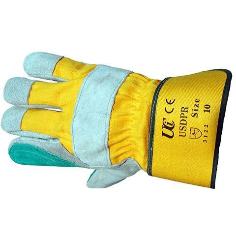 Double Palmed Rigger Gloves - Azured - Hand Protection - Lapwing UK