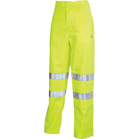 Flame Retardant Trousers Yellow