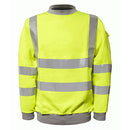 ARC Hi Viz Yellow Sweatshirt - Azured - Arc Compliant Clothing - Lapwing UK