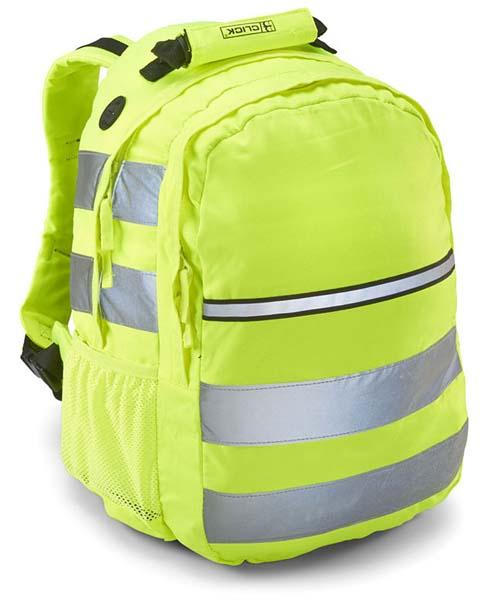 Hi-Vis Rucksack - Yellow - Azured - Working at Height Protection - Lapwing UK