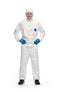 Tyvek Disposable Boiler Suit - Azured - Disposable & Protective Clothing - Lapwing UK