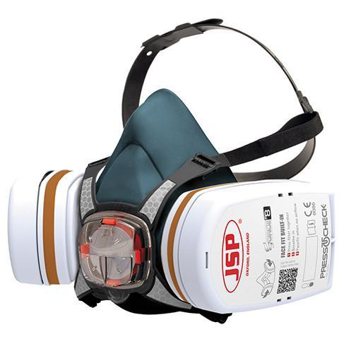 Force 8 Mask & Filter Set - Azured - Respiratory protection - Lapwing UK
