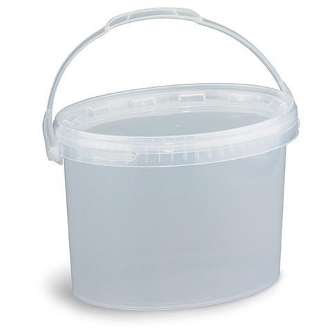 Reseal able Plastic Container - Azured - Respiratory protection - Lapwing UK