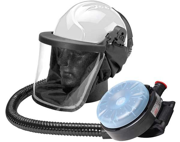 Centurion Air - Full Face Respiratory Kit - Azured - Head Protection - Lapwing UK