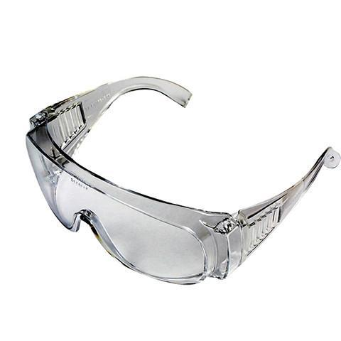 Safety Cover Spectacles-Clear - Azured - Eye Protection - Lapwing UK