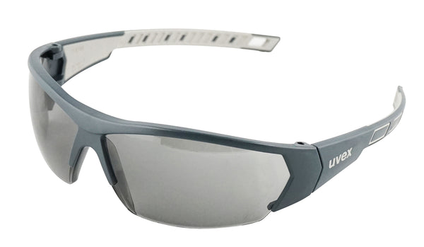Uvex i-works Tinted Spectacles - Azured - Eye Protection - Lapwing UK