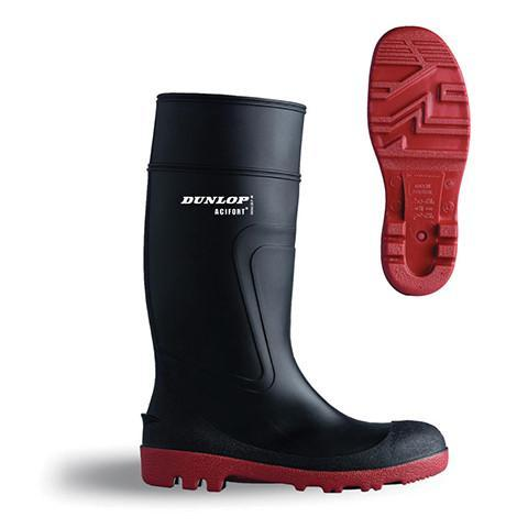 Dunlop Safety Wellington - Azured - Safety Footwear - Lapwing UK