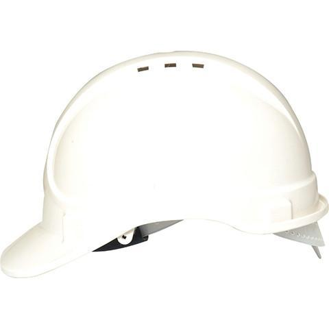 Budget Vented Safety Helmet - Azured - Head Protection - Lapwing UK