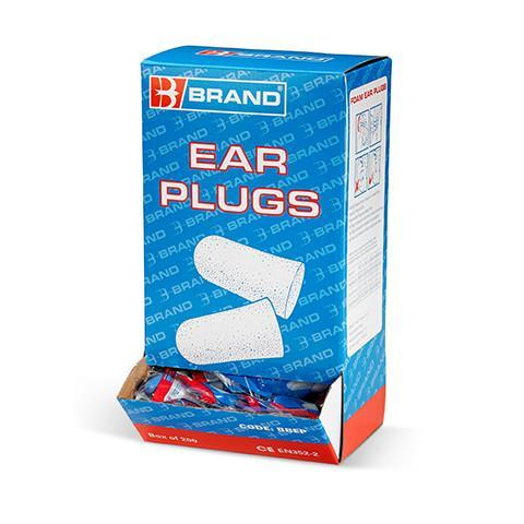 Budget Ear Plugs - Azured - Ear Protection - Lapwing UK
