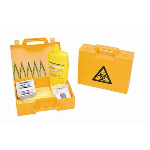 Sharps Needle Disposal Kit - Orbit - First Aid - Lapwing UK