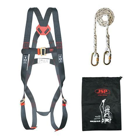 Single Point Restraint Kit - Azured - Working at Height Protection - Lapwing UK