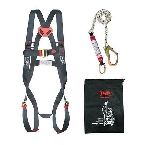 Fall Arrest Kit - Azured - Working at Height Protection - Lapwing UK