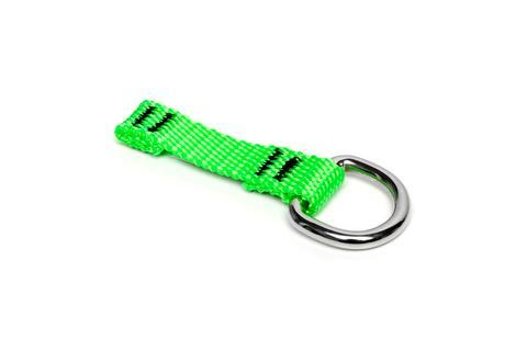 NLG D Ring Tether Tag - Azured - Working at Height Protection - Lapwing UK