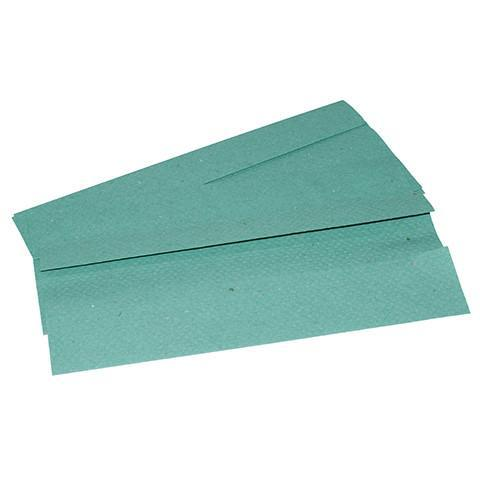 1Ply Green C Fold Paper Towel