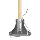 Kentucky Metal Mop & Wooden Handle - Orbit - Janitorial Supplies - Lapwing UK