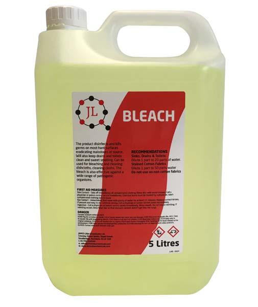 Standard Bleach - Orbit - Janitorial Supplies - Lapwing UK