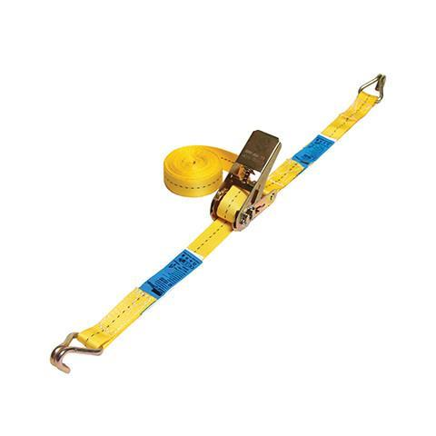 Light Duty 25mm Ratchet Strap 0.8 Tonne - Orbit - Materials Handling - Lapwing UK