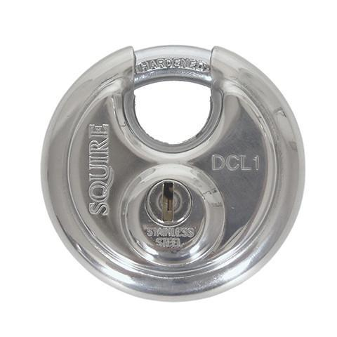 Disc Type High Security Lock