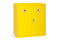 Yellow Flammable Cabinet - Orbit - Site Security - Lapwing UK