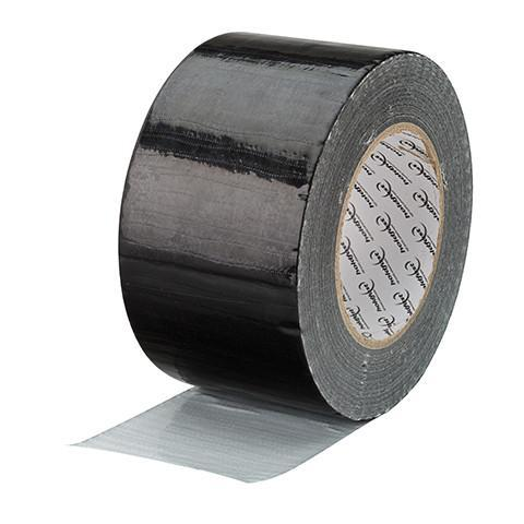 Black Cloth Duct Tape 75mm - Orbit - Tapes - Lapwing UK