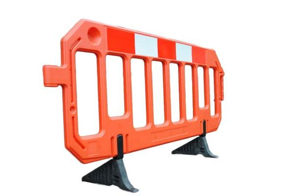 Melba 2M Gate Barrier Anti Trip Feet - Orbit - Traffic Management - Lapwing UK