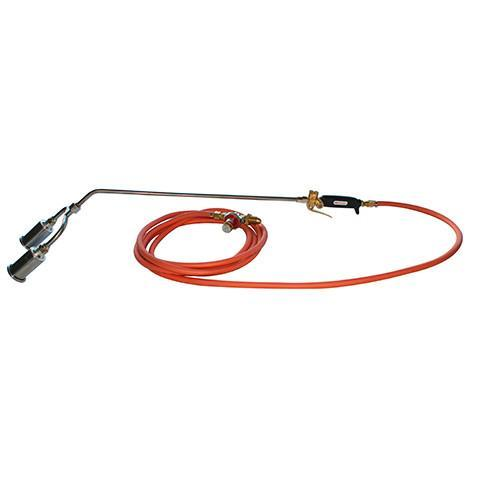 Thermo Plastic Torch Kit Double Head Rubber Hose