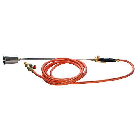 Thermo Plastic Torch Kit Single Head Rubber Hose