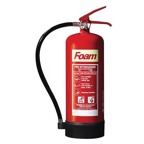 9L Foam Fire Extinguisher - Orbit - Fire Protection - Lapwing UK