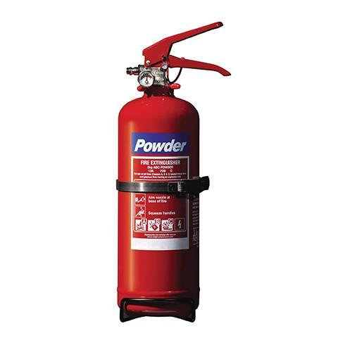1kg Powder Fire Extinguisher - Orbit - Fire Protection - Lapwing UK