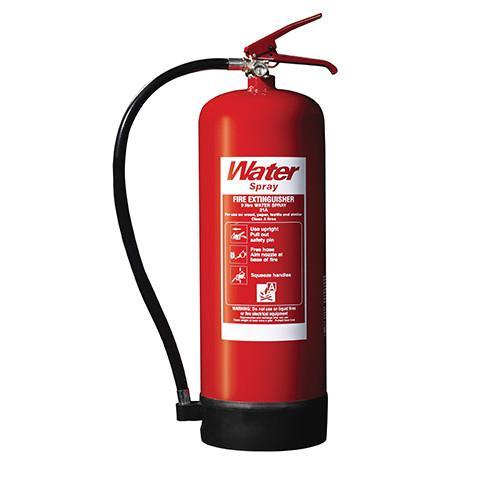 9L Water Fire Extinguisher - Orbit - Fire Protection - Lapwing UK