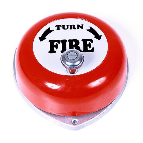 Rotary Fire Bell - Orbit - Fire Protection - Lapwing UK