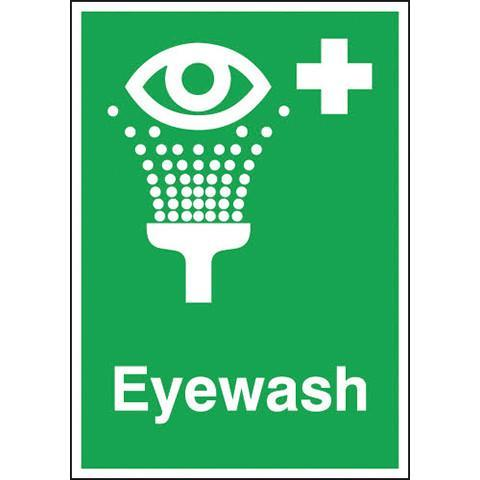 Safety Signs Eyewash