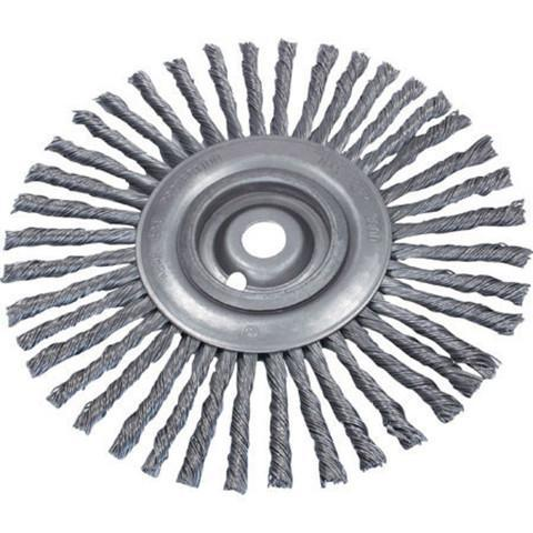 Floorsaw Twist Knot Wheel