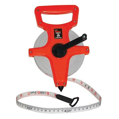 Orbit Open Reel Tape Measure - Orbit - Marking out Tools - Lapwing UK