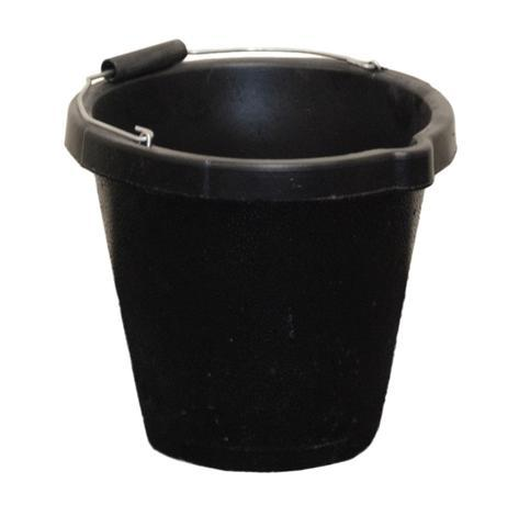 Rubber 3 Gallon Bucket - Orbit - Materials Handling - Lapwing UK