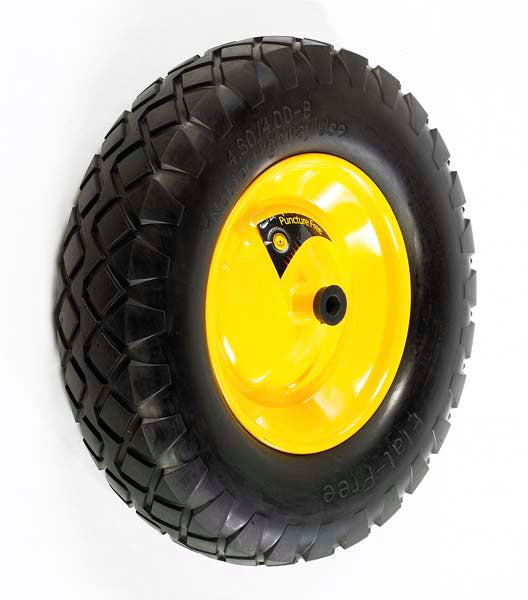 Haemmerlin Puncture Proof Wheelbarrow Wheel - Orbit - Materials Handling - Lapwing UK