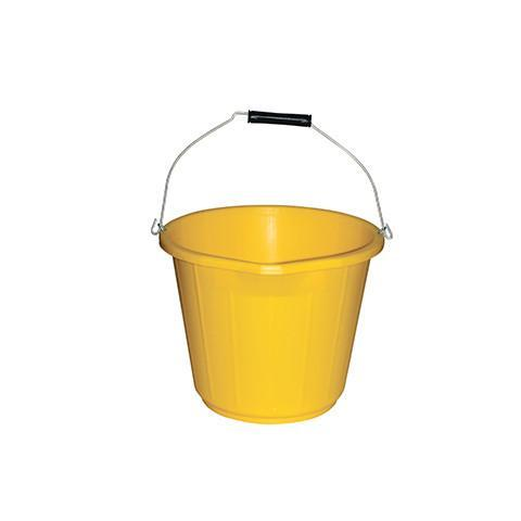 Premium Yellow Bucket - Orbit - Materials Handling - Lapwing UK