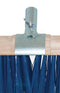 PVC Scavenger Broom Clasp - Orbit - Brooms - Lapwing UK