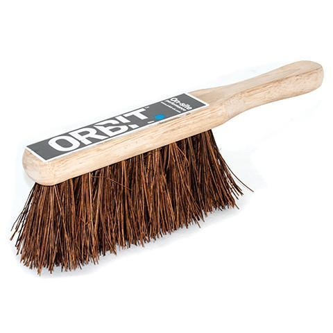 Stiff Hand Brush - Orbit - Brooms - Lapwing UK